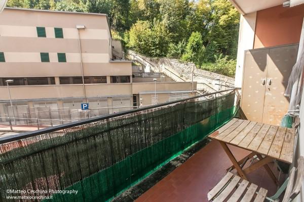 Bilocale Genova Via Edera 13