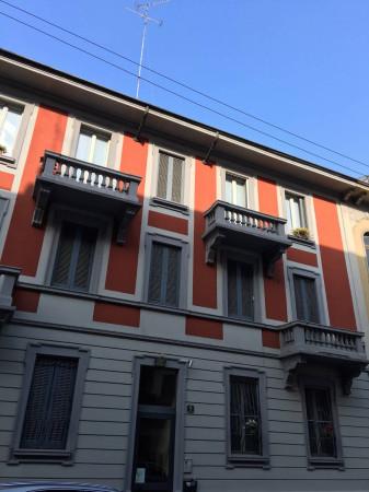 Bilocale Milano Via Alessandro Pestalozza 1