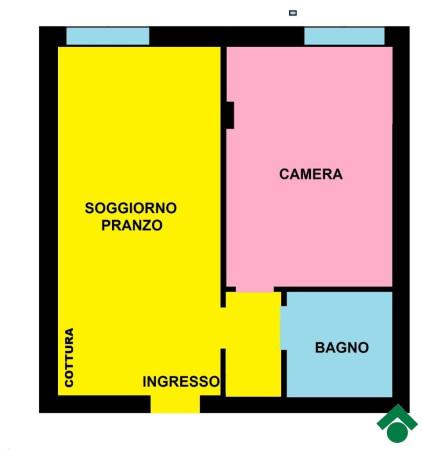 Bilocale Peschiera Borromeo Via Trieste 5