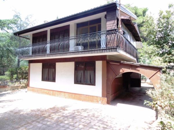 Villa in Vendita a Mascalucia Centro: 5 locali, 160 mq