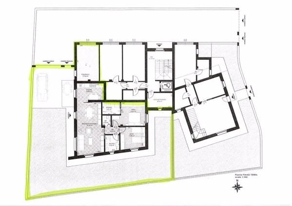 Villa in vendita a Correggio, 3 locali, prezzo € 335.000   Cambio Casa.it