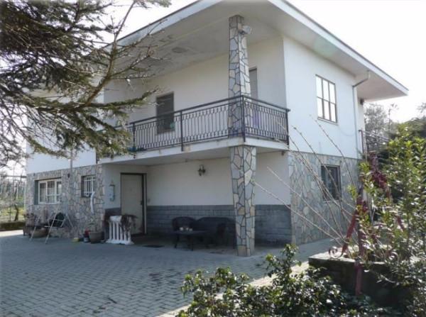 Villa in vendita a Albiano d'Ivrea, 6 locali, prezzo € 118.000 | Cambio Casa.it