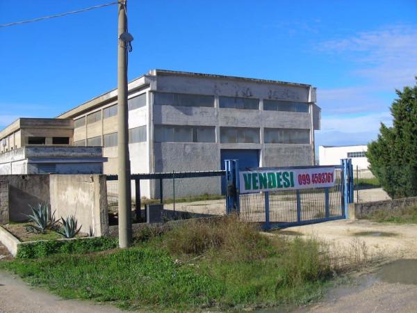 Capannone in vendita a Massafra, 6 locali, prezzo € 680.000 | Cambio Casa.it