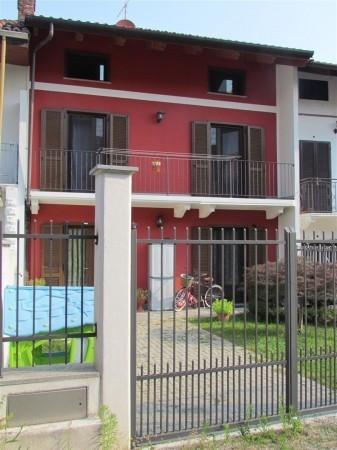 Soluzione Indipendente in vendita a Caluso, 5 locali, prezzo € 119.000   Cambio Casa.it