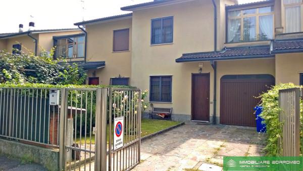 Villa a Schiera in vendita a Mediglia, 4 locali, prezzo € 275.000 | Cambio Casa.it