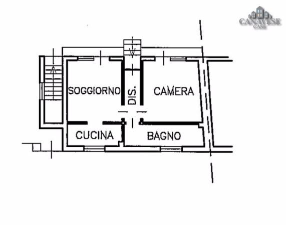 Bilocale Castellamonte Vicolo Galasso 10