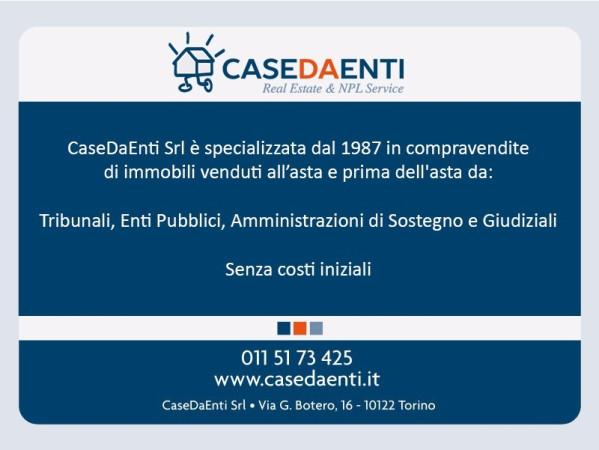 Bilocale Torino Via Giulio Bizzozero 5