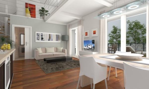 Appartamento in Vendita a Milano 29 Certosa / Bovisa / Dergano / Maciachini / Istria / Testi:  2 locali, 83 mq  - Foto 1