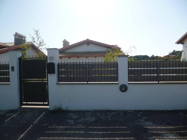 Villa in vendita a Sacrofano, 5 locali, prezzo € 395.000 | Cambio Casa.it