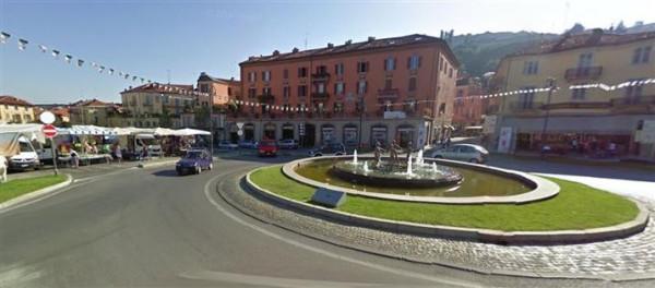 Bilocale Mondovì Piazza Ellero 4