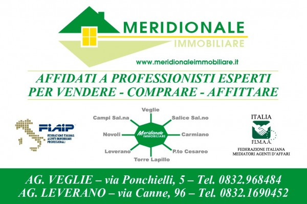 Bilocale Campi Salentina Via Fratelli Rosselli 11