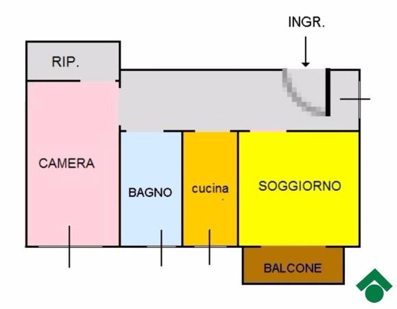 Bilocale Napoli  10