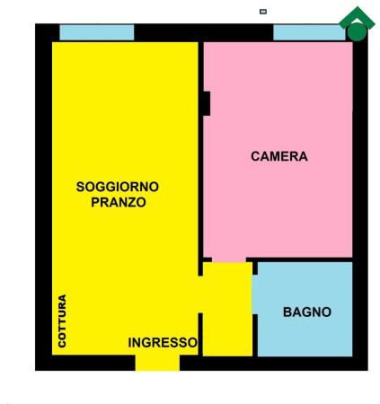 Bilocale Peschiera Borromeo Via Trieste, 13 6