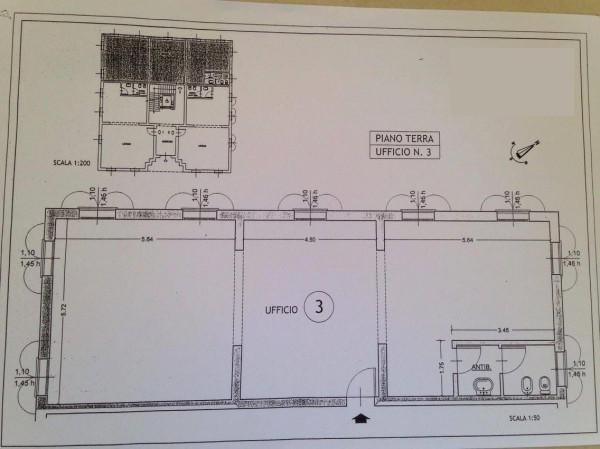 Ufficio / Studio in affitto a Carpi, 1 locali, prezzo € 8.000 | Cambio Casa.it