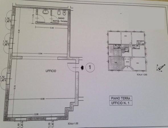Ufficio / Studio in affitto a Carpi, 1 locali, prezzo € 5.500 | Cambio Casa.it