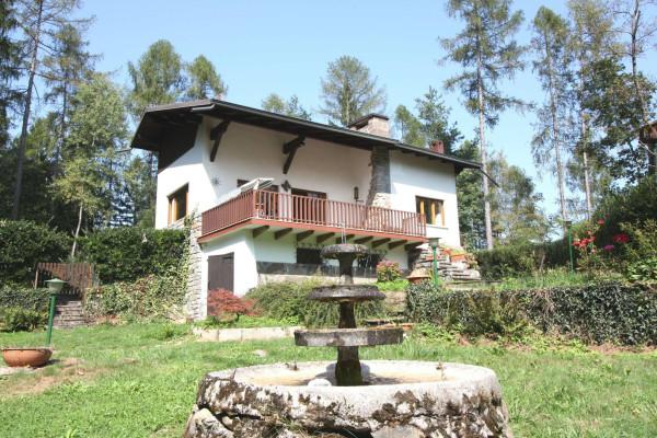 Villa in vendita a Tenna, 6 locali, prezzo € 359.000 | Cambio Casa.it