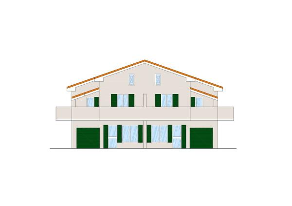 Villa in vendita a Ferrara, 6 locali, prezzo € 195.000 | Cambio Casa.it