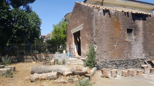 Terreno residenziale in Vendita a San Gregorio Di Catania: 250 mq