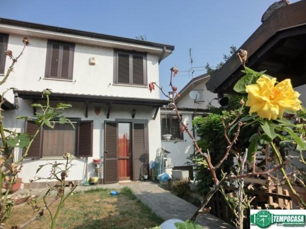 Villa a Schiera in Vendita a Cervignano d'Adda