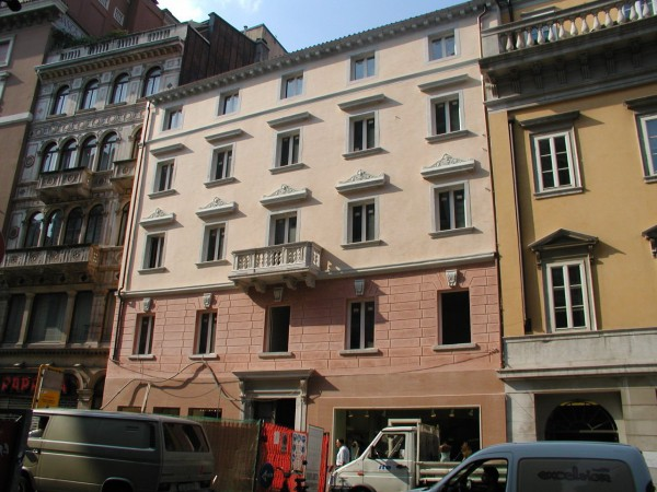 Bilocale Trieste Corso Italia 1