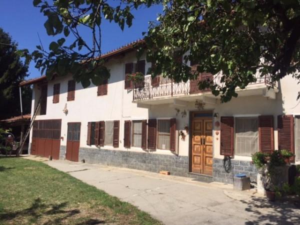 Rustico / Casale in vendita a Passerano Marmorito, 6 locali, prezzo € 168.000 | Cambio Casa.it