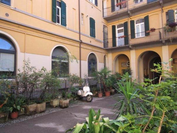 Bilocale Milano Via Giordano Bruno 5