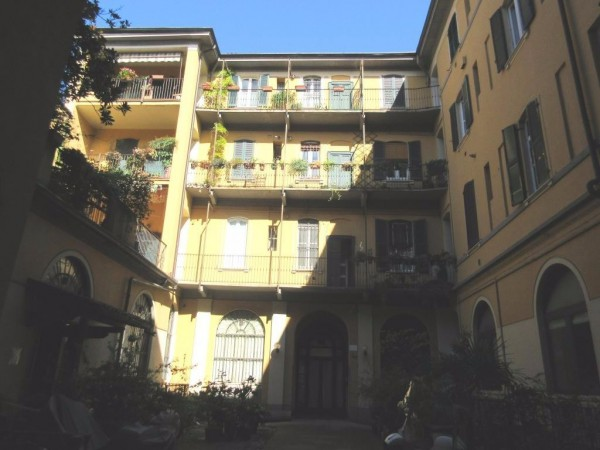 Bilocale Milano Via Giordano Bruno 6
