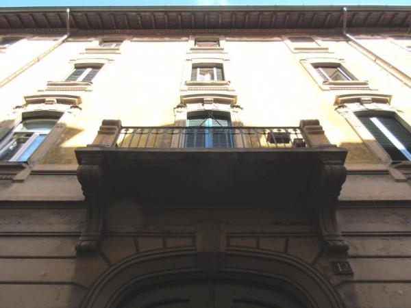 Bilocale Milano Via Giordano Bruno 7