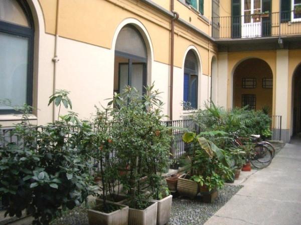 Bilocale Milano Via Giordano Bruno 8