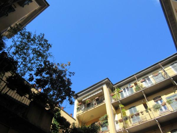 Bilocale Milano Via Giordano Bruno 9