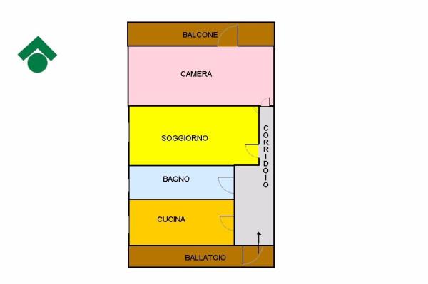 Bilocale San Giorgio a Cremano Via Aspreno Galante 5