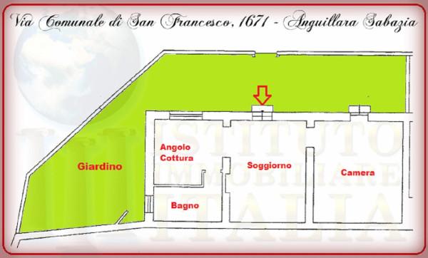 Bilocale Anguillara Sabazia Via Comunale Di San Francesco 1