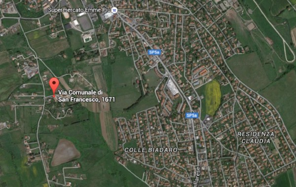 Bilocale Anguillara Sabazia Via Comunale Di San Francesco 11