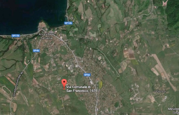 Bilocale Anguillara Sabazia Via Comunale Di San Francesco 9