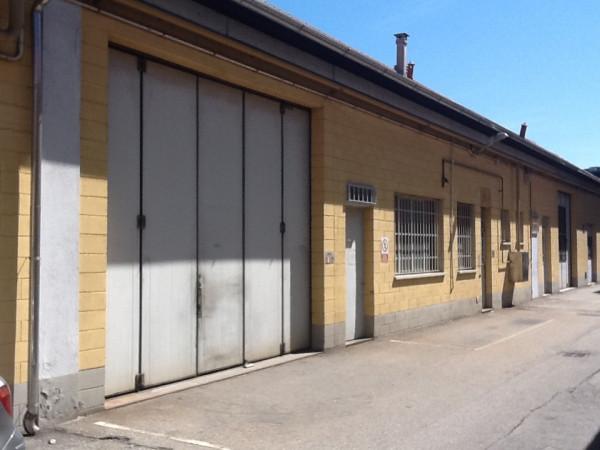 Capannone in affitto a Gallarate, 1 locali, prezzo € 1.150 | Cambio Casa.it