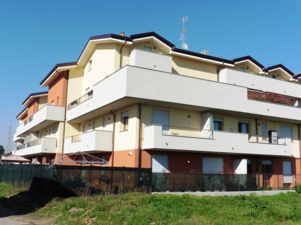 Bilocale Saronno Via Don Sturzo 11