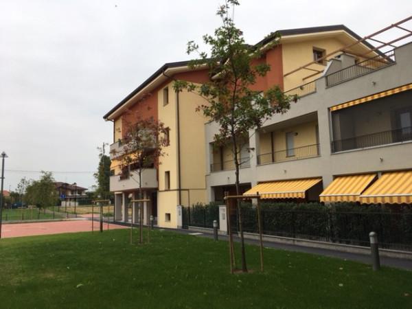 Bilocale Saronno Via Don Sturzo 9