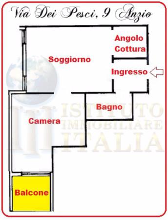 Bilocale Anzio Via Dei Pesci 2