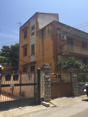 Bilocale Palermo Via Belmonte Chiavelli 8