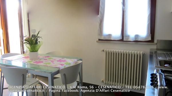 Bilocale Cesenatico Via Campone Sala 2