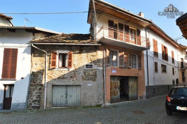Casa indipendente in Vendita a Issiglio Centro: 5 locali, 68 mq