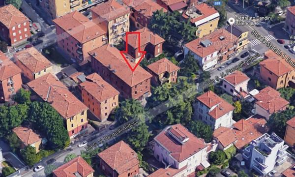 Bilocale Bologna Via G. N. Pasquali Alidosi 11