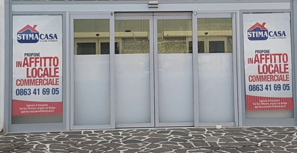 Negozio / Locale in affitto a Avezzano, 1 locali, Trattative riservate | Cambio Casa.it