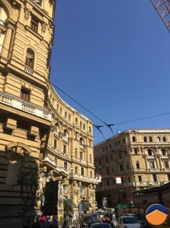 Bilocale Napoli Piazza Nicola Amore 1