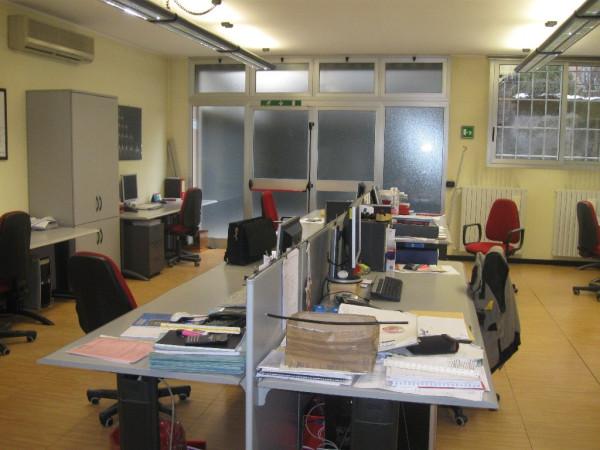 Ufficio / Studio in affitto a Gallarate, 4 locali, prezzo € 1.400 | Cambio Casa.it