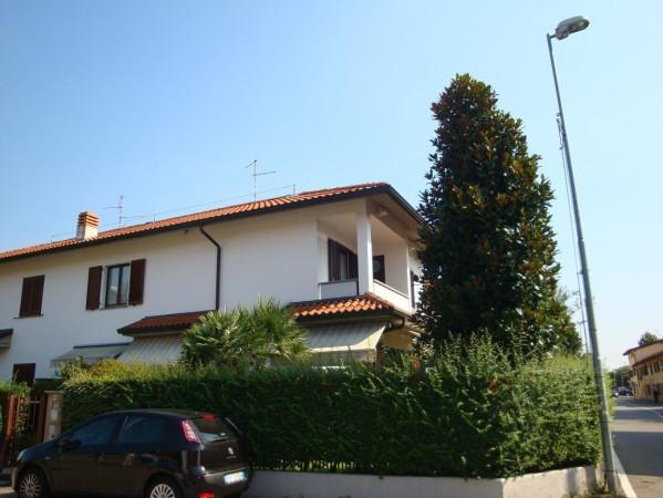 Villa a Schiera in vendita a Brugherio, 4 locali, prezzo € 450.000   Cambio Casa.it