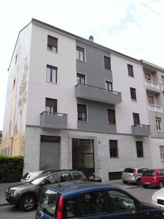 Bilocale Milano Via Bordighera 1
