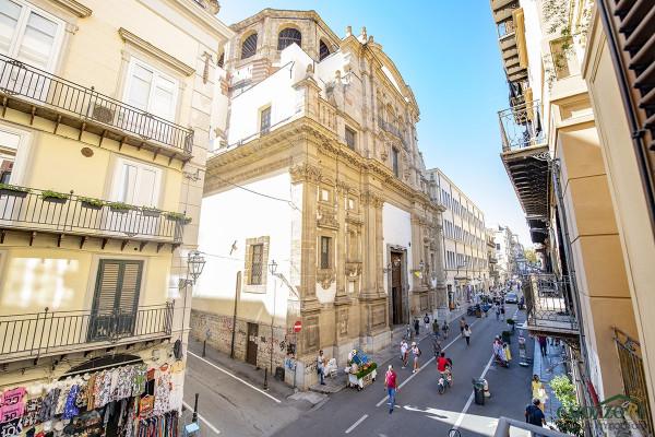 Appartamento in affitto a Palermo, 4 locali, prezzo € 750 | Cambio Casa.it
