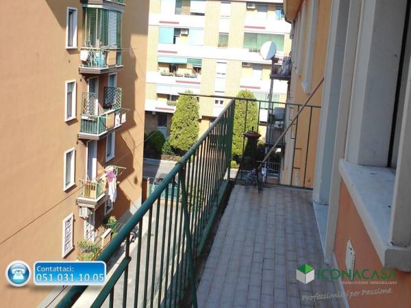 Bilocale Bologna Via Claudio Treves 10