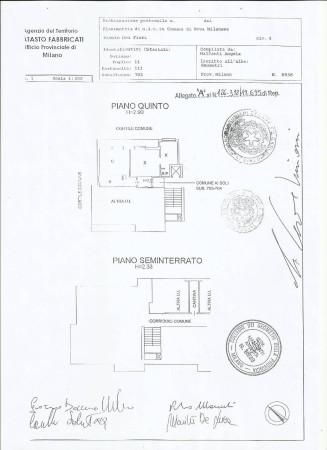 Bilocale Nova Milanese Vicolo Fiori 10